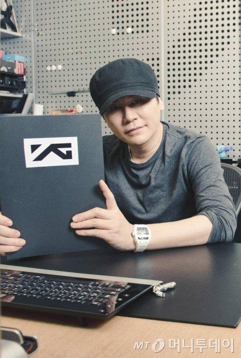 양현석 YG엔터 대표 프로듀서 /사진=YG엔터 제공