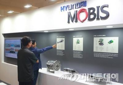 '2019 대한민국 수소엑스포'가 열리는 동대문디자인플라자(DDP) 현대모비스관/이동훈 기자