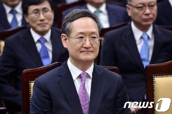 봉욱 대검 차장검사. 2017.5.22/뉴스1 © News1 민경석 기자