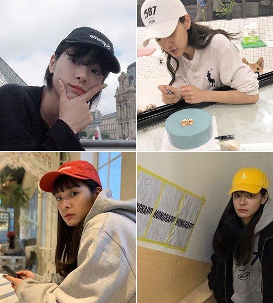 배우 설인아/사진=설인아 인스타그램