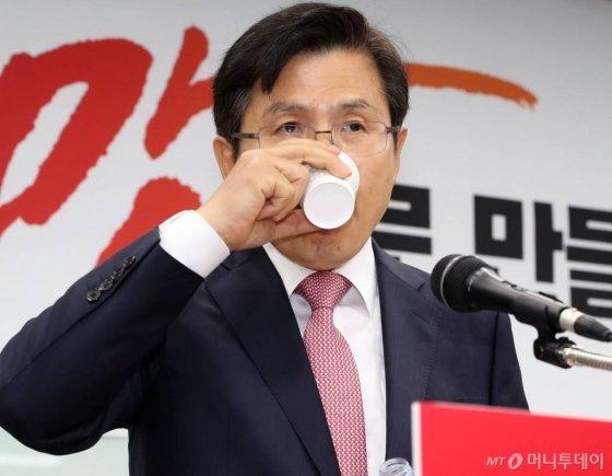 황교안 자유한국당 대표/사진=머니투데이DB