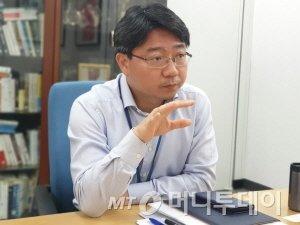 유병희 기획재정부 국제금융국 과장 /사진= 민동훈 기자
