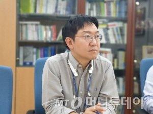 정규삼 기획재정부 국제금융국 서기관 /사진 = 민동훈 기자
