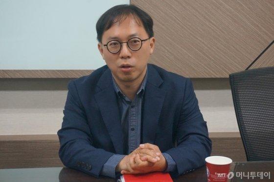 박보건 슈프리마아이디 대표/사진제공=슈프리마아이디