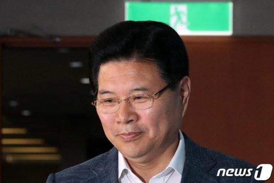 홍문종 우리공화당 공동대표/사진=뉴스1