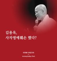 """""""김용옥, 사자명예훼손 했다?"""""""