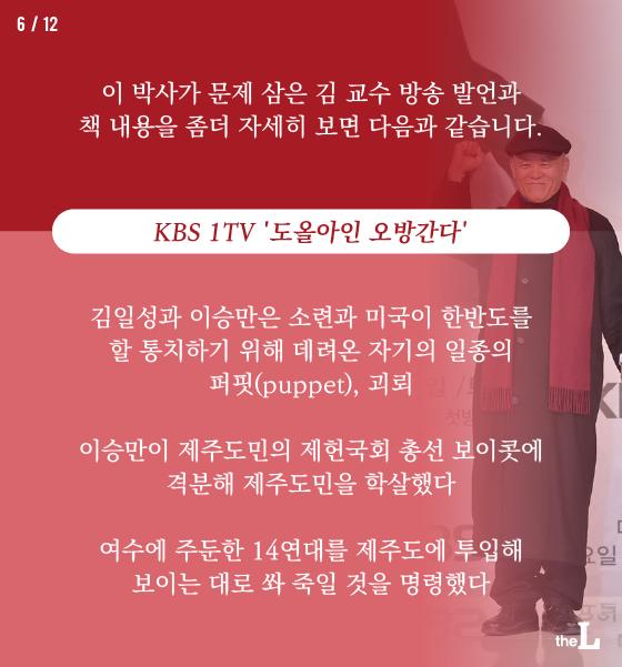 """[카드뉴스] """"김용옥, 사자명예훼손 했다?"""""""
