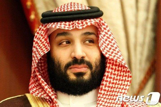 (제다 AFP=뉴스1) 우동명 기자 = 무함마드 빈 살만 사우디아라비아 왕세자. © AFP=뉴스1