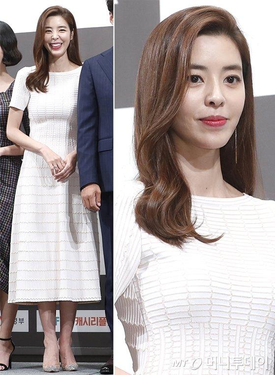배우 김규리/사진=김휘선 기자, 뉴스1