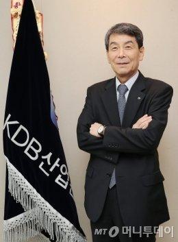 이동걸 산업은행 회장/사진=김창현 기자
