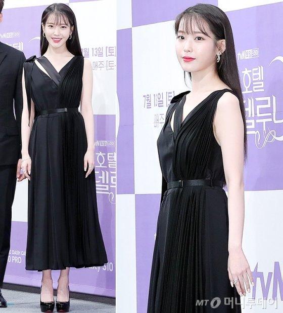 가수 겸 배우 아이유(이지은)/사진=김창현 기자