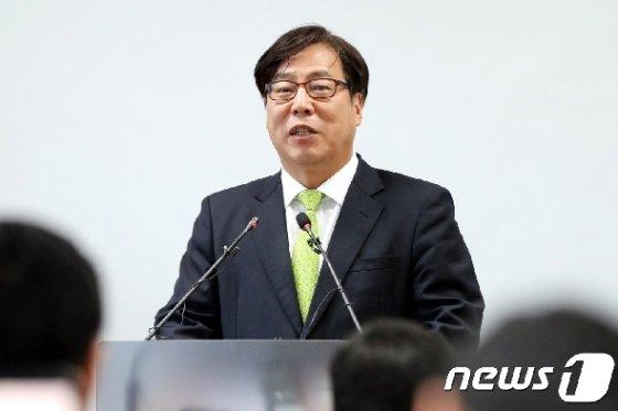 윤대진 법무부 검찰국장. © News1 이광호 기자