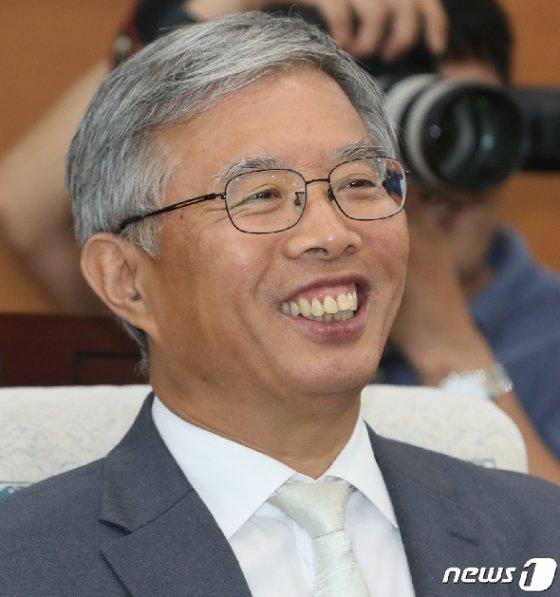 송인택 울산지검장. 2019.7.9/뉴스1 © News1 윤일지 기자