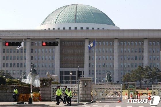 서울 여의도 국회의사당 모습/사진=뉴스1
