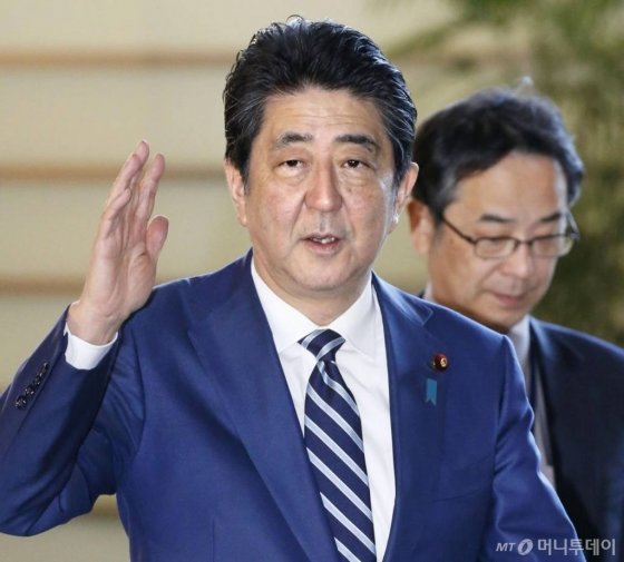 아베 신조 일본 총리 / 사진제공=AP 뉴시스
