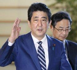 아베 신조 일본 총리./사진=뉴시스