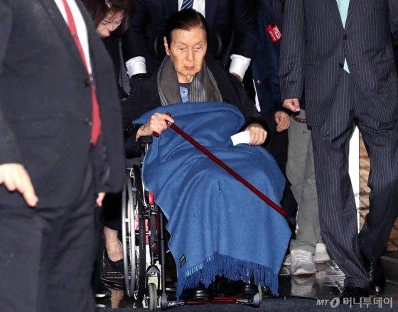 신격호 롯데그룹 명예회장. / 사진=머니투데이DB