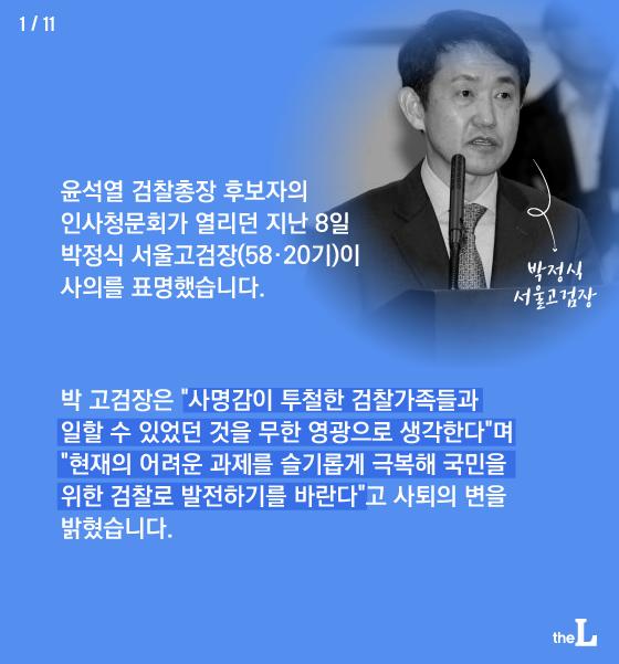 [카드뉴스] 윤석열 총장 지명에 변호사업계 '술렁'