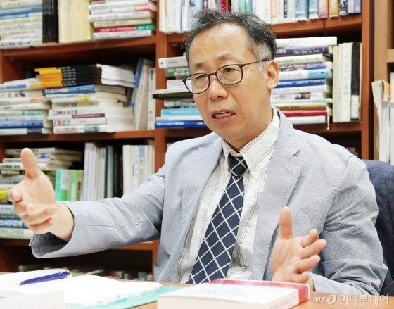 김영근 교수(고려대학교 글로벌일본연구원) /사진=김창현 기자