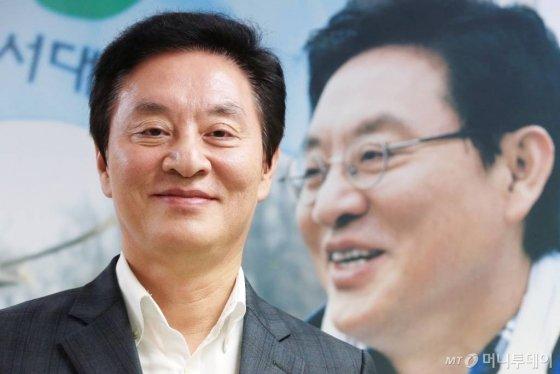 고 정두언 전 국회의원 / 사진=이기범 기자