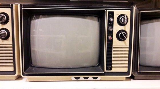 삼성전자 최초 컬러 TV. 모델명 'SW-C3761. /사진제공=삼성전자