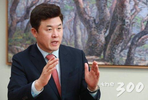 윤영석 자유한국당 의원. /사진=이동훈 기자