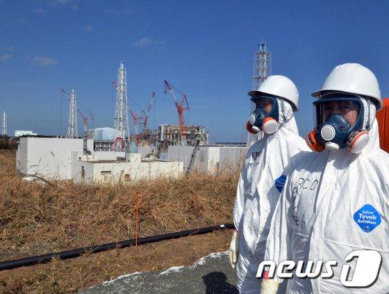후쿠시마 원전/사진=AFP=뉴스1