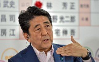 아베, 참의원 선거 '반쪽 승리'