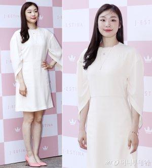김연아, 우아한 원피스 패션…