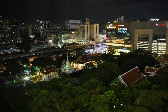 태국 방콕에 위치한 불교 절 /사진=AFP