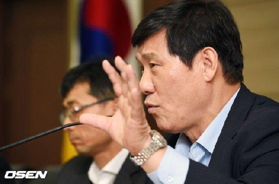허구연 KBO 총재 고문.  /사진=OSEN