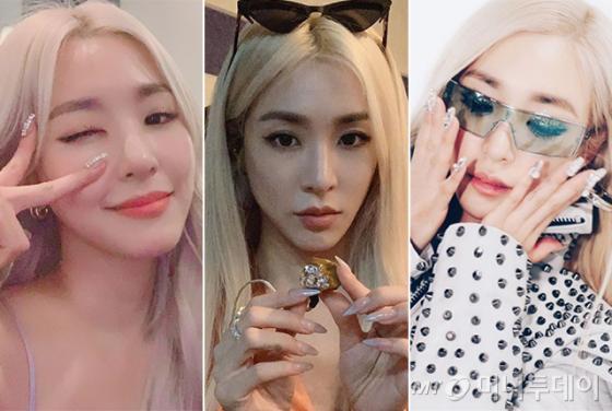 /사진=가수 티파니영 인스타그램