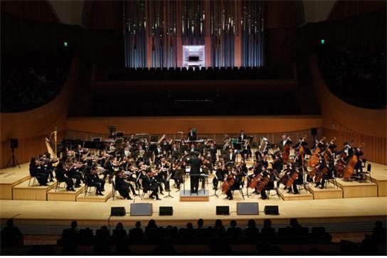 경기필하모닉 오케스트라.