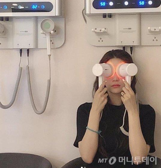 배우 최예슬. /사진=최예슬 인스타그램 캡처