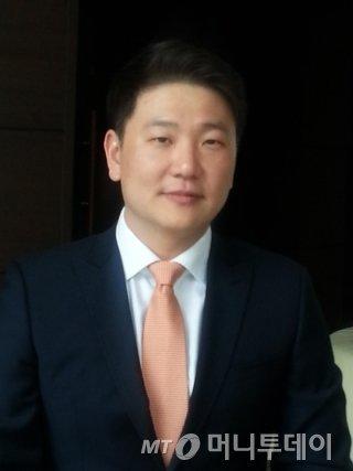 김경태 플럼라인생명과학 대표 / 사진제공=플럼라인생명과학
