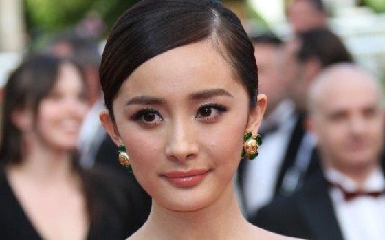 중국 배우 양미 - 웨이보 갈무리