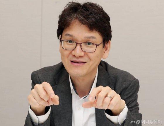 윤주영 미래에셋자산운용 ETF운용부문 부문장(상무) 인터뷰/사진=김창현 기자
