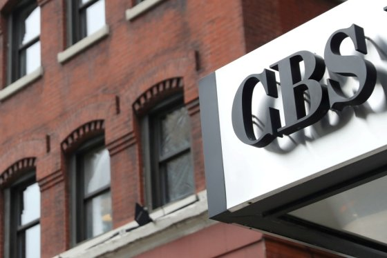 미국 4대 지상파방송인 CBS가 거대 미디어 기업 비아콤(Viacom)과 합병한다. /사진=로이터