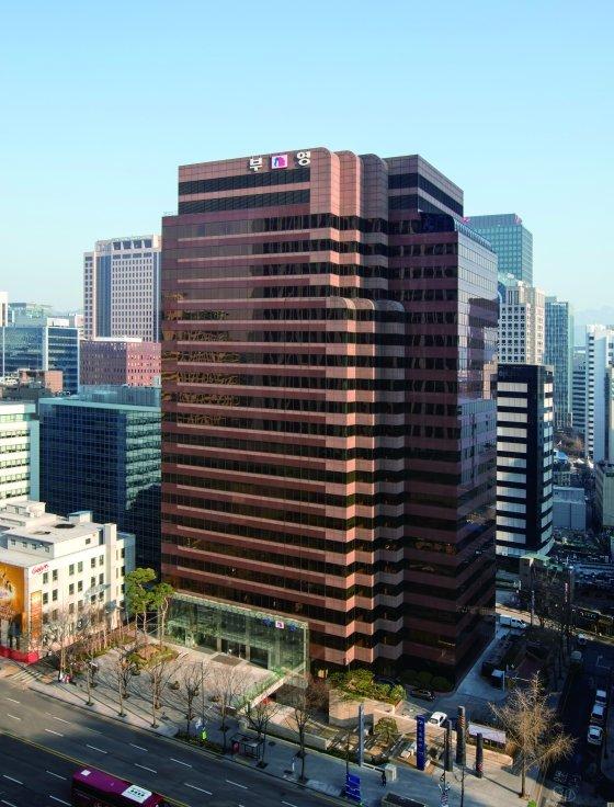 서울 중구 을지로 부영 을지빌딩 전경 / 사진제공=부영