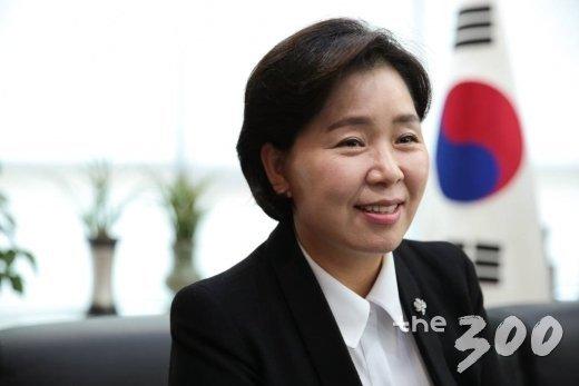 양향자 전 국가공무원인재개발원장 / 사진=권혜민 기자