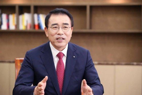 조용병 신한금융그룹 회장 / 사진제공=신한금융그룹