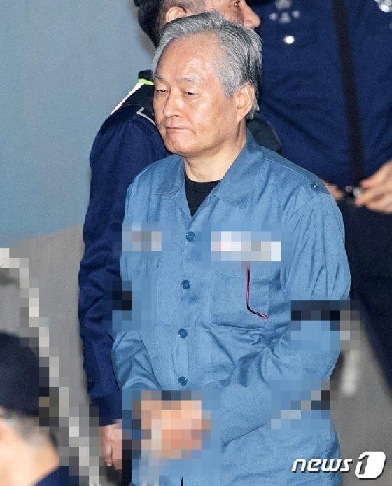 주수도 전 제이유그룹 회장 © News1 이승배 기자