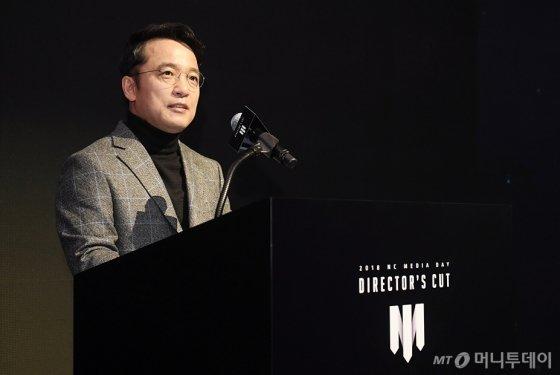 김택진엔씨소프트 대표 / 사진제공=엔씨소프트