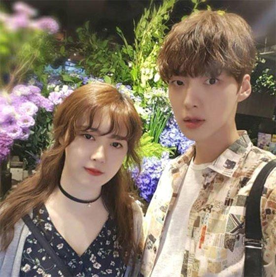 구혜선(왼쪽), 안재현 /사진=안재현 인스타그램