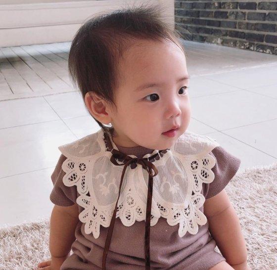 유진-기태영 부부 둘째 딸 로린/사진=유진 인스타그램