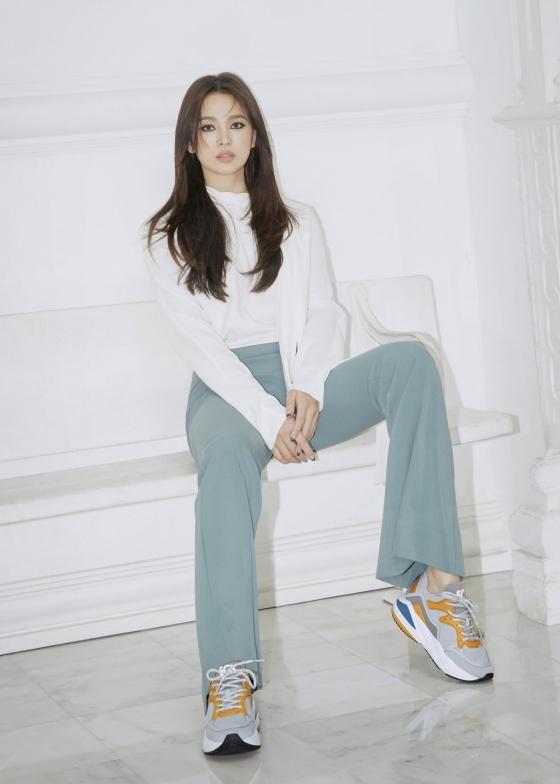 배우 송혜교/사진제공=슈콤마보니