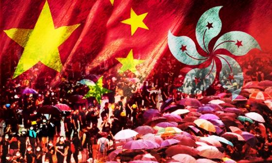 중국이 홍콩 시위를 무력진압 할 수 없는 3가지 이유