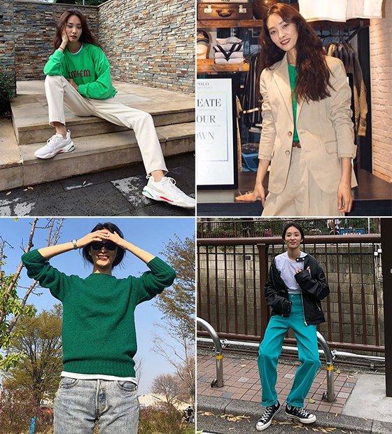 모델 곽지영/사진=곽지영 인스타그램