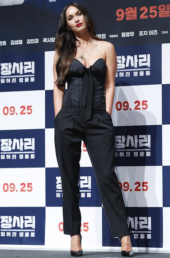 배우 메간 폭스/사진=뉴스1