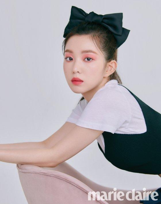 그룹 레드벨벳 아이린/사진제공=마리끌레르
